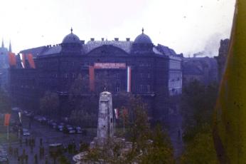 Communism, propaganda, Cold War, Budapest, American Embassy, Private Tour